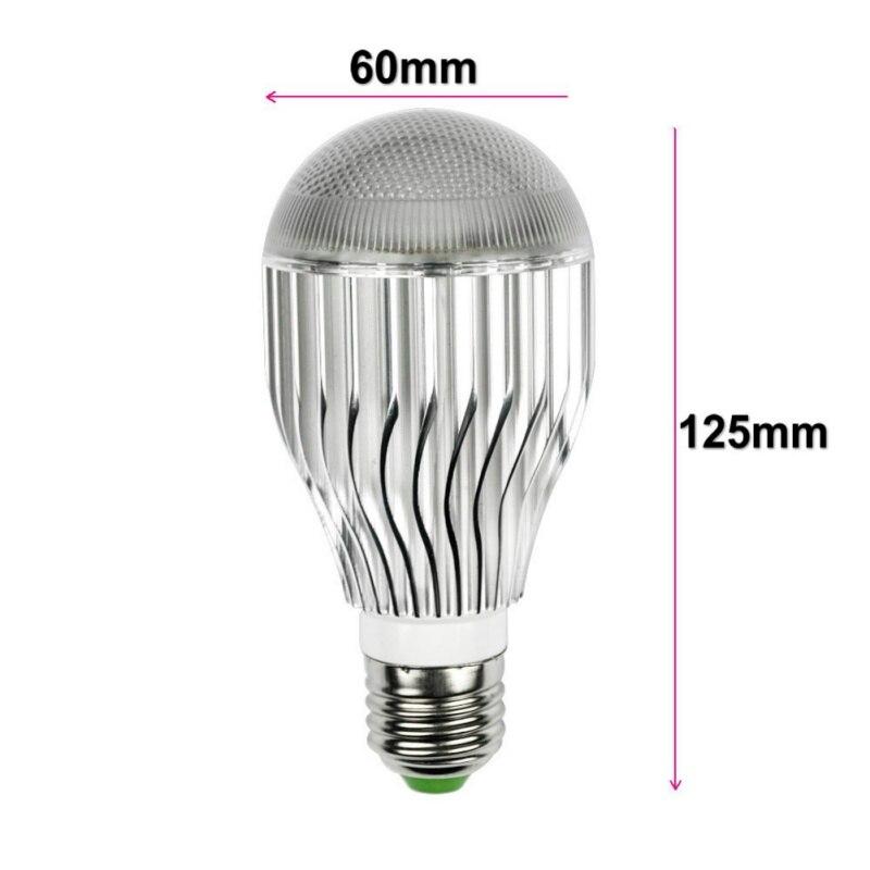 Lâmpadas Led e Tubos lamparas e27 controle remoto 16 Modelo do Chip Led : 3w Alta Voltagem