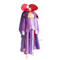 2016 ReZero kara Hajimeru Isekai Seikatsu Roawaal L Mathers Cosplay Costume Custom Made Any Size