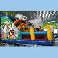 Inflatable Games Castle Bouncy Castle Kids