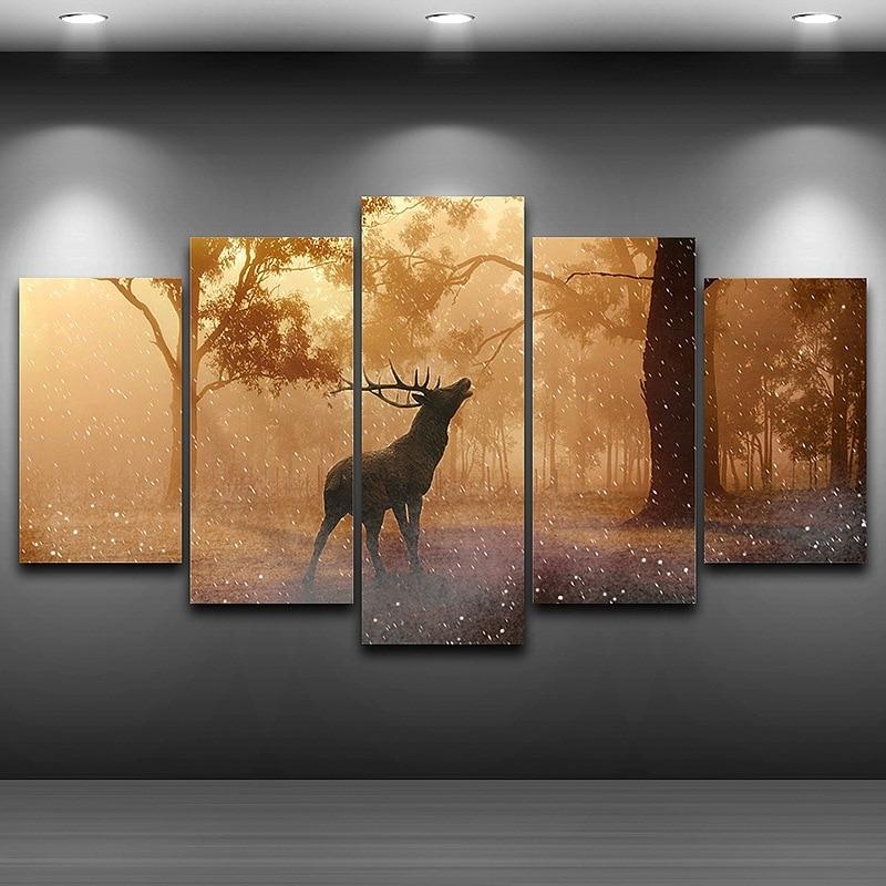 animal print frames
