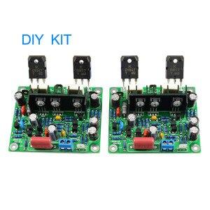 Image 5 - AIYIMA 2 ADET Hifi MX50 SE 100 W + 100 W Çift Kanallı Ses Güç Amplifikatörler Kurulu DIY Kiti Yeni sürümü