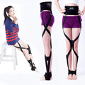 2016 adulto niño Corrector O / piernas de tipo x cinta correctora disponible todo el día corretor de postura vendaje de la pierna puede caminar libremente