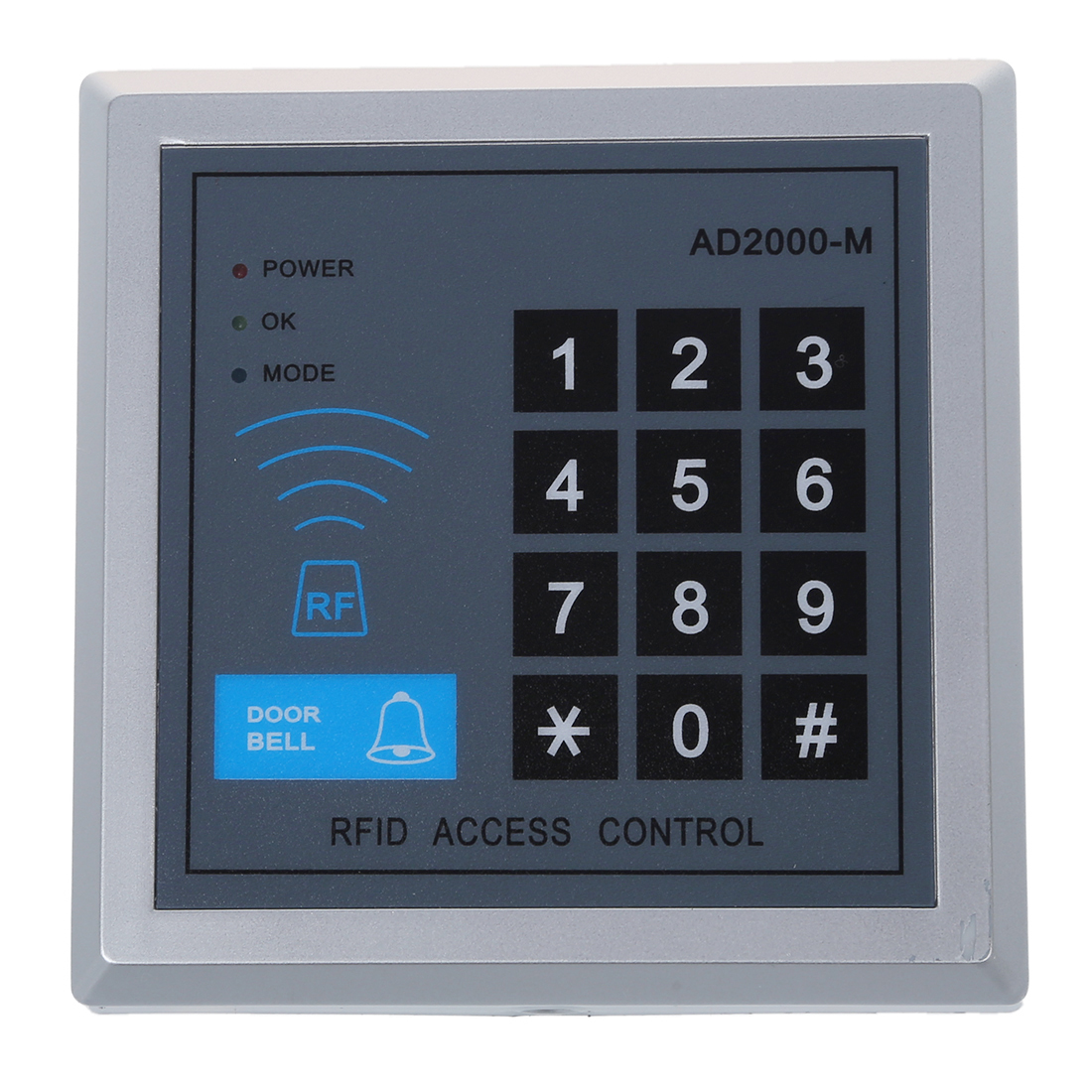 Wholesale RFID Proximity Entry Door Lock Access Control System + 10 Key Fobs turck proximity switch bi2 g12sk an6x