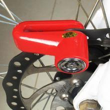 Горячая Противоугонная Дисковая тормозная роторная Блокировка для скутера велосипеда мотоцикла SafetyLock для скутера мотоцикла велосипеда безопасности