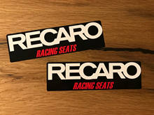 RECARO Sticker Sticker Shell Seat Sport Seat Pole Positie Racing Zetels #421(China)