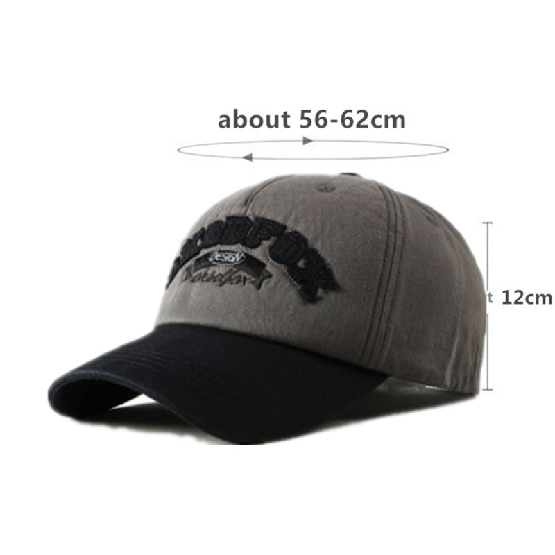 SILOQIN Snapback Cap Cotton Letter Embroidery Men 39 s Baseball Cap Adjustable Size Women 39 s Ponytail Hat Novelty Tongue Hip Hop Cap in Men 39 s Baseball Caps from Apparel Accessories