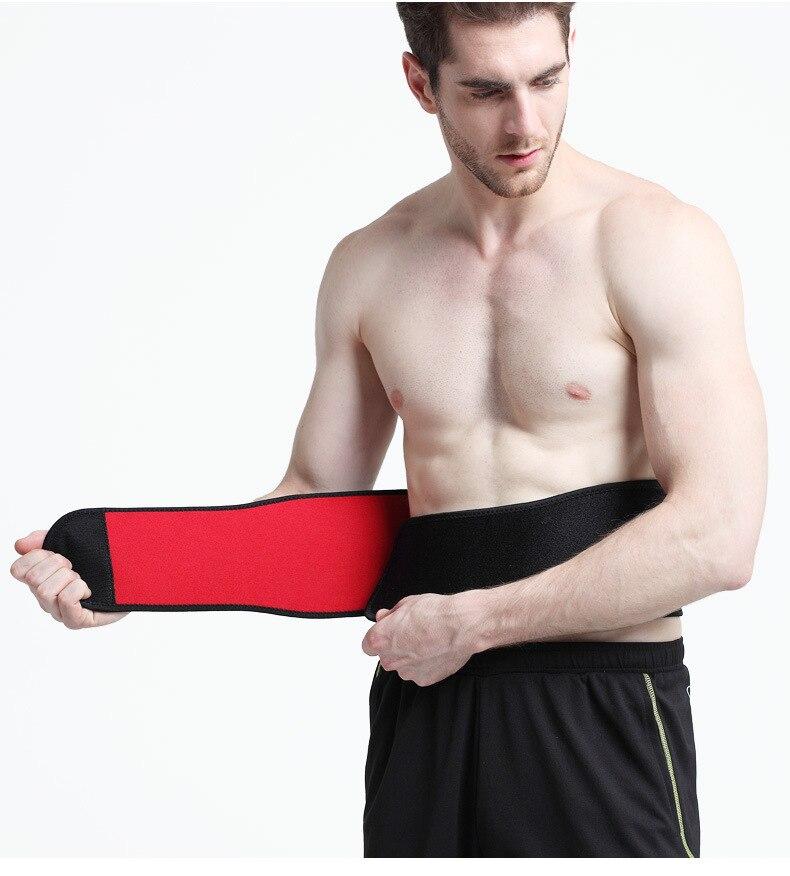 Sports Goods For Men Tactical Military Materials Waistband Lumbar Slime Waist Bag For Man A Belt Of Life Cienture Abdominal Spot in Waist Support from Sports Entertainment