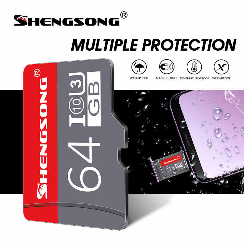 Thẻ nhớ Micro SD Extreme Pro 256 GB 128 GB 64 GB 32 GB 16 GB Micro SD 8 GB Class10 thẻ Nhớ MicroSD 4 GB TF/SD Thẻ dành cho Máy Tính Bảng