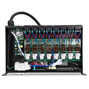 Image 4 - Pro karaoke sistema de som de áudio dj 16 canais wifi filtro multi função controlador de seqüência de energia fonte controlador de sincronismo