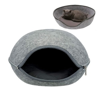 Egg-Type Cat House 3