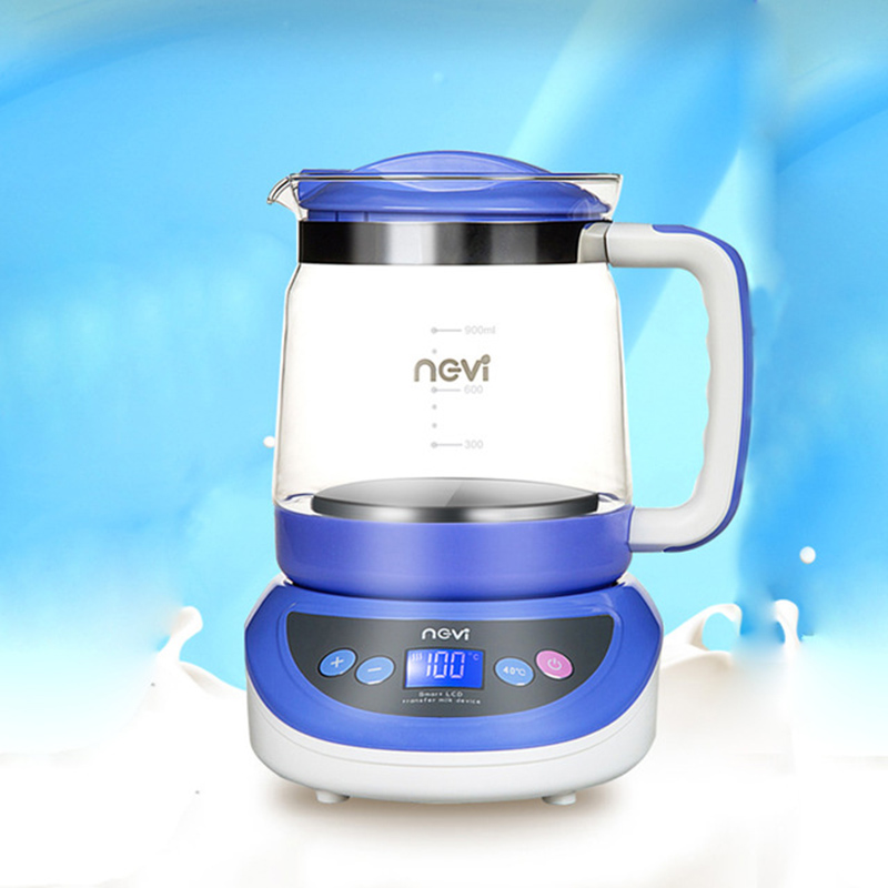Warm Milk Heater Temperature Milk Machine Glass Intelligent Thermostat Water Bottle Baby Bottle Warmers & Sterilizers baby wipes heater wet towel dispenser thermostat warm wet baby wipes machine heating insulation humidor box eu us plug adapter