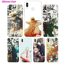 Silicone Case Uzumaki Naruto anime for Huawei P Smart 2019 Plus P30 P20 P10 P9 P8 Lite Mate 20 10 Pro Lite Nova 3i Cover цены