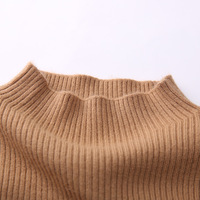The Sweater Knitted Shirt Color Female Half Turtleneck Sweater Woolen Sweaters Sweater Manufacturers On Behalf Of