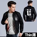 2016 Flash jacket bomber flying jacket Unkut street fashion jacket hip pop thicken zipper coat