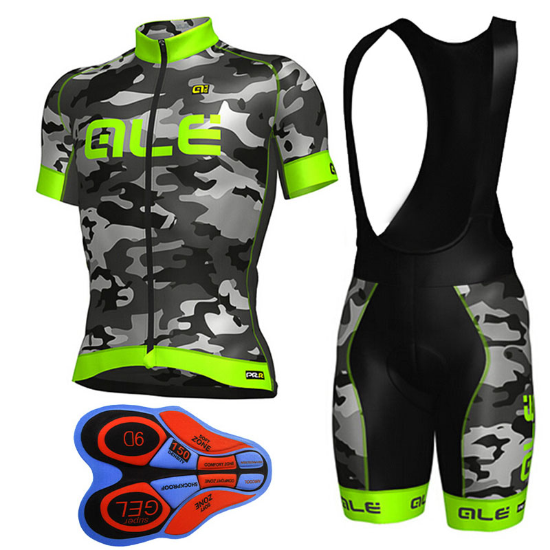 2018 Cycling jersey bike bib shorts breathable Ropa Ciclismo men Summer Quick Dry MTB bicycle Clothing Sportswear