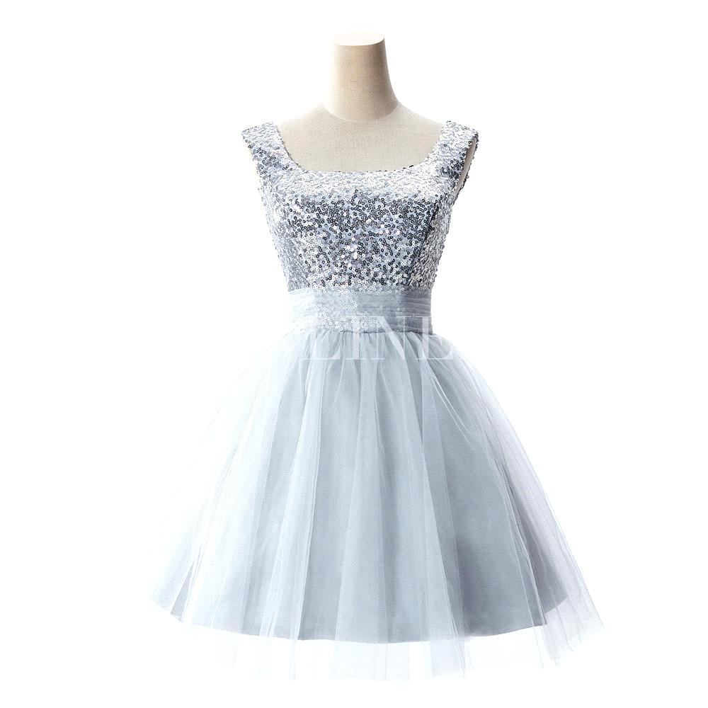 Online Get Cheap Silver Homecoming Dresses -Aliexpress.com ...