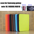 case for samsung galaxy Note 10.1  folio N8000 N8010 business cover case for samsung note 10.1'' tablet+screen protector+stylus
