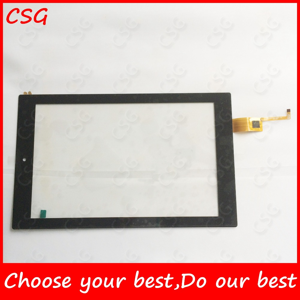 100% Original New Black 8.9inch Tablet PC Capacitive Touch screen For SUPRA M942G Touch Panel Digitizer Sensor Free Shipping new 10 1 tablet pc for 7214h70262 b0 authentic touch screen handwriting screen multi point capacitive screen external screen