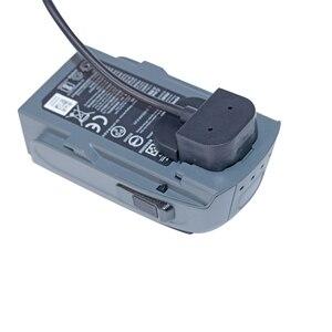 Image 5 - 2 in1 سيارة تعمل بالبطارية شاحن مع منفذ USB التحكم عن بعد تهمة ل dji شرارة ملحقات طائرة بدون طيار
