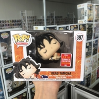 2018 SDCC Exclusive Funko pop Official Animation Dragon Ball Z Dead Yamcha Vinyl Action Figure Collectible Model Toy In Stock