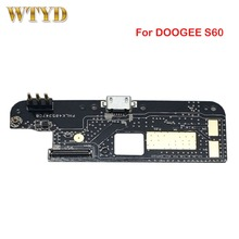 Original DOOGEE S60 Smartphone Charging Port Board for DOOGEE S60 Mobile Phone Flex Cables replacement parts USB board Charger