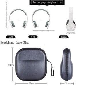 Image 2 - POYATU אוזניות Case תיק עבור Sennheiser HD25 HD25 1 השני HD25 SP HME45 HMD25 HME25 HMEC25 HMEC45 אוזניות מארז תיבת כיסוי אחסון