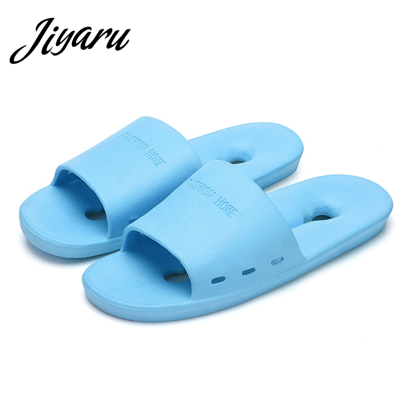 Women Autumn Summer Home Slippers Women Slipper Ladies Home Bathroom Skidproof Flat Slippers Ladies Casual Indoor Outside Shoes brand ksyoocur 2018 new ladies slippers shoes casual women shoes comfortable spring autumn summer women slippers shoes 18 014