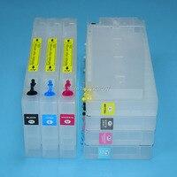 300 ml Recarregáveis cartucho de tinta para impressora Epson Stylus Pro 4800 impressora com chip de resetter