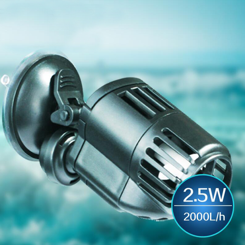 2.5w JVP110 JVP-110 Marine Coral Reef Tank Aquarium Wave Maker Circulation Water Pump Wavemaker
