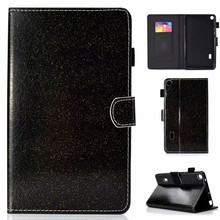 PU Leather Case For Huawei MediaPad T3 7.0 BG2-W09 Cover Fundas Tablet Fashion Loose powder series Skin Flip Stand Shell eagwell 360 rotating case for huawei mediapad t3 10 9 6 litchi pu leather flip stand tablet cover skin for huawei t3 10 case