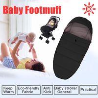 Universal Baby Stroller Sleep Bag Winter Windproof Keep Warm Sleepsack Baby Quilt Pushchair Footmuff Fit Babyzen yoyo bugaboo be