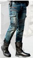 Новый uglybros motorpool UBS11 джинсы мотоцикл защитный Штаны Локомотив джинсы мужские уличные брюки шоссейные Штаны