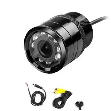 IR LED Light Car Rear View Camera Car Rear/Forward View Camera 1/3″ Sensor CCD 170 Degree Angle Vision Backup Camera