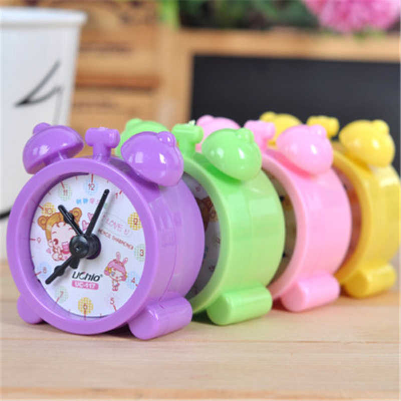 G112 fresh and lovely clock sharpener pencil stationery gift new hot Stationery office supplies for students Stationery office