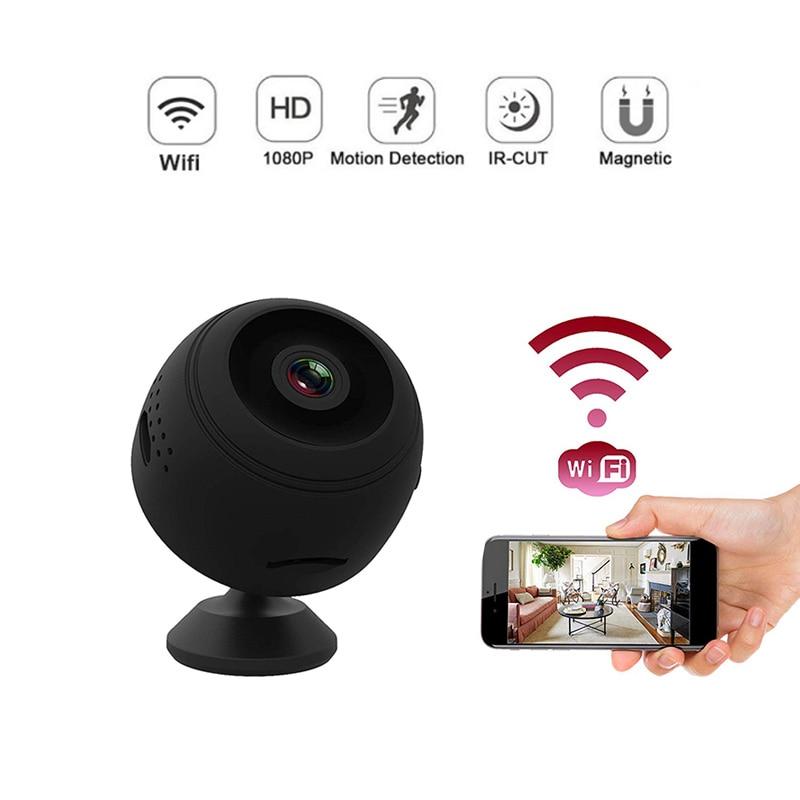 V1 Wifi IP Mini Camera Full HD 1080P Secret Camera Wireless APP Remote Control Micro Camera
