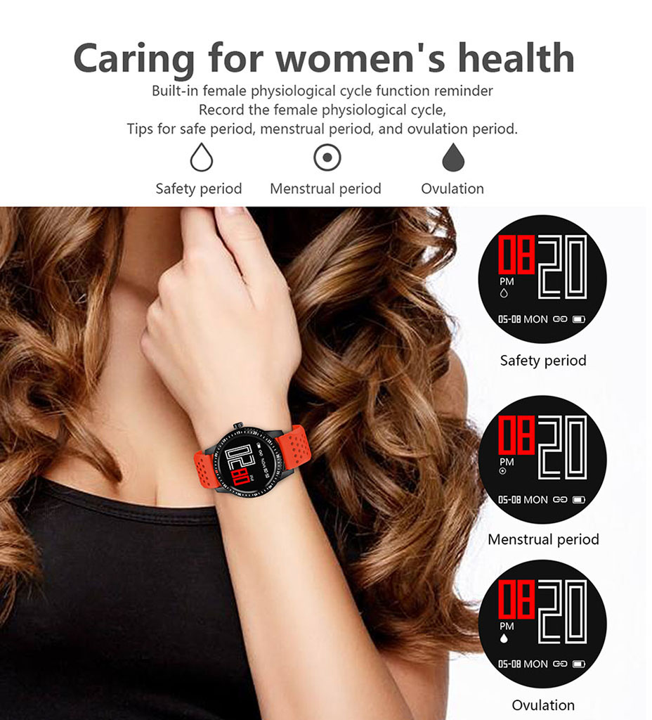 COLMI Smartwatch IP67 Waterproof Wearable Device Heart Rate Monitor Color Display Smart Watch For Android IOS_06