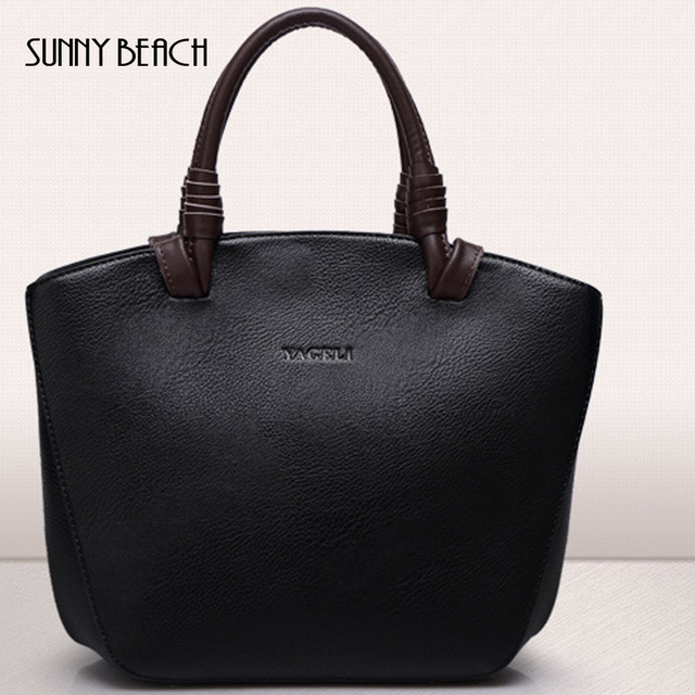 Luxury women genuine leather bag lady fashion female classic brand designer high quality handbag office crossbody bag