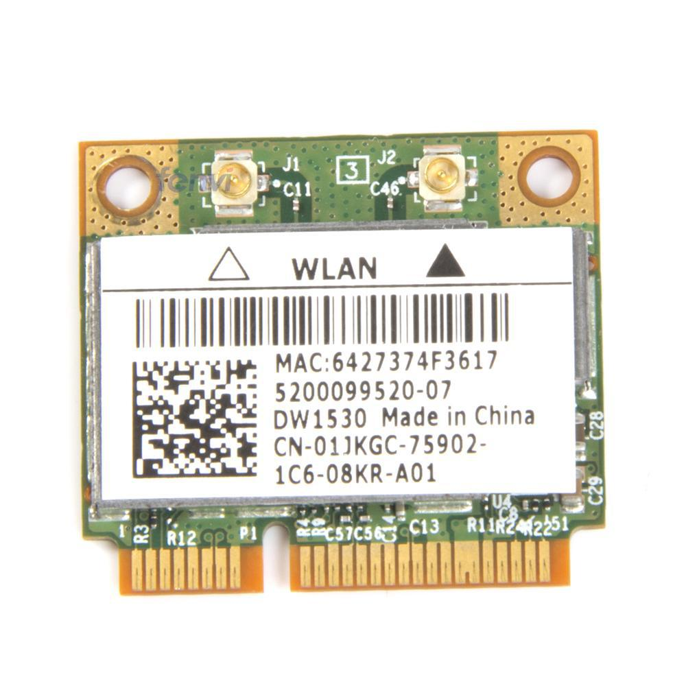 Broadcom BCM4322 Wireless 802.11a/b/g/n Dual Band Mini Pci-e Wifi WLAN Card DW1530 For Dell E6420 E5510 Acer Asus Dell Toshiba