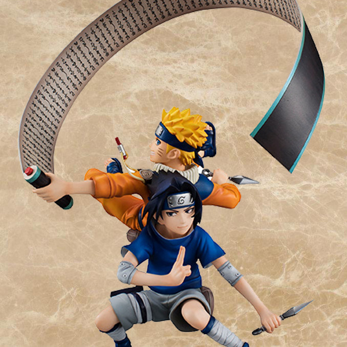 NEW hot 15cm Naruto Uchiha Sasuke Uzumaki Naruto Scene version action figure toys collection Christmas gift doll with box new hot 13cm sailor moon action figure toys doll collection christmas gift with box