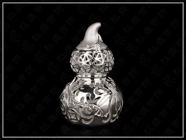 Image result for silver calabash