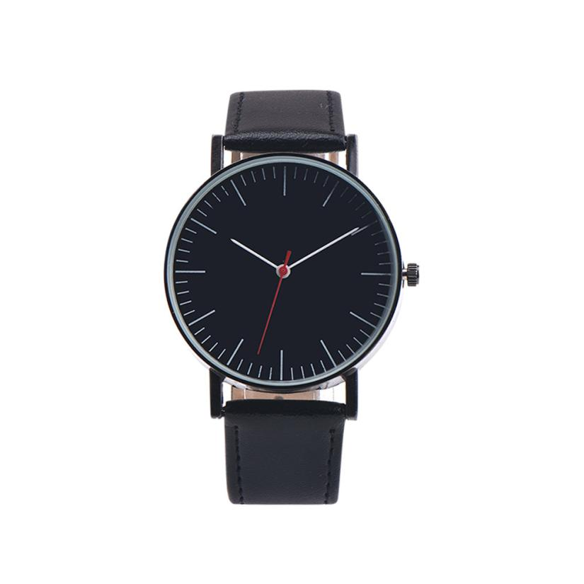 Men Watches Drop Shipping Gift Relogio Masculino Retro Design Leather Band Analog Alloy Quartz Wrist  july6 sunward relogio feminino woman mens retro design leather band analog alloy quartz wrist watches horloge 17may3