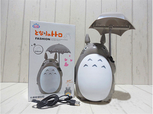 My Neighbor Totoro LED Desk Lamp