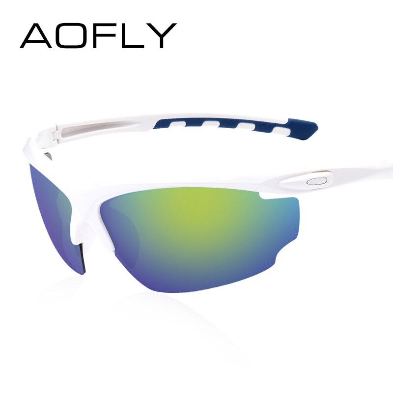 AOFLY Для мужчин поляризованных солнцезащитных очков вождения зеркало солнцезащитные очки классические очки Брендовая Дизайнерская обувь о...