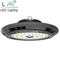 LeiMing LED Industrial Lighting High Bay Light 100W 150W 200W 250W Stadium Workshop Light Warehouse Factory Garage Lighting