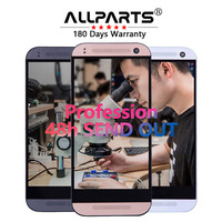 For HTC One Mini 2 LCD Allparts Tested Warranty 5 0 Inch Display For HTC One