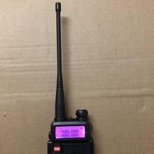 Оригинал sma-женский антенна baofeng уф-5r uv5ra 5re gt-3 двухдиапазонный портативной рации антенна baofeng