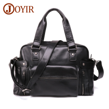 JOYIR Men's Briefcase Messenger Shoulder Bags Large Capacity Handbag 15.6