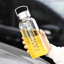 Горячая Распродажа 1800 мл стеклянная бутылка для воды спортивная уличная большая емкость бутылка для воды 304 нержавеющая сталь чайная бутылка-инфузор для спорта рукав для бутылки