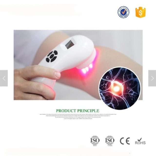 Dropshipper wholesale trending product laser knee pain relief treatment promote blood circulation laser therapeutic device