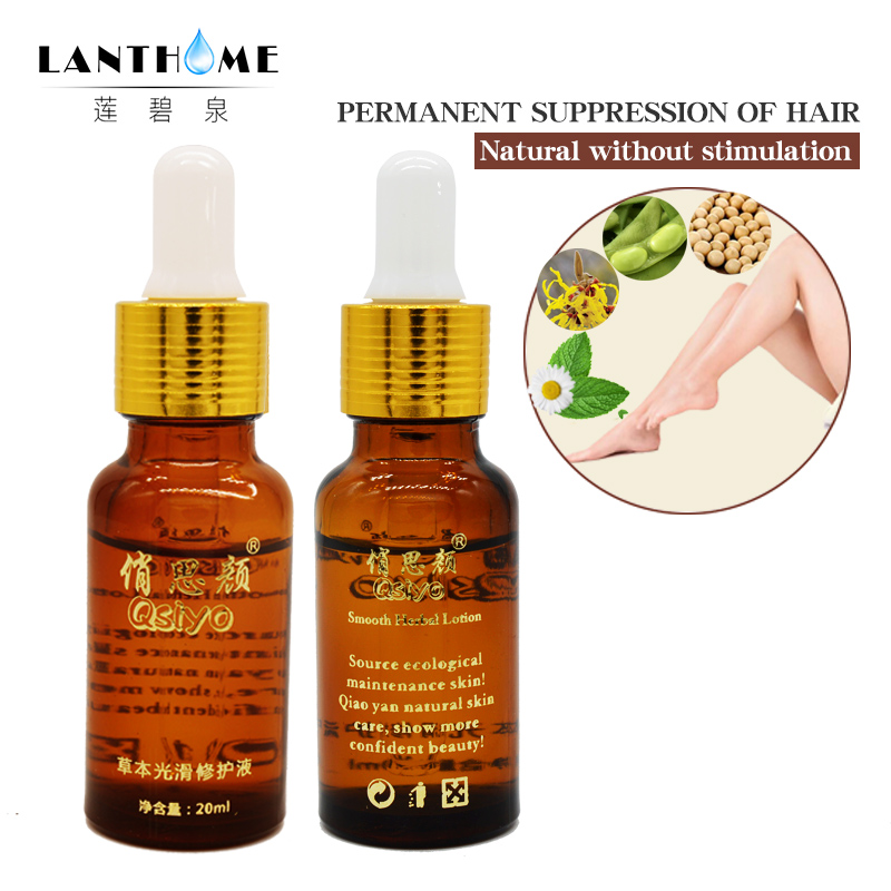 Assolutamente soluzione di rimozione permanente dei capelli crema di rimozione permanente dei capelli per sopprimere genuino ascella capelli barba a mano lip cerato gamba